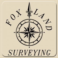 Fox Land Surveying Logo
