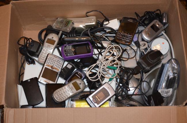 More e-Waste