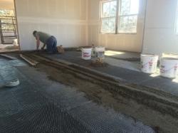 Preparing for Tile