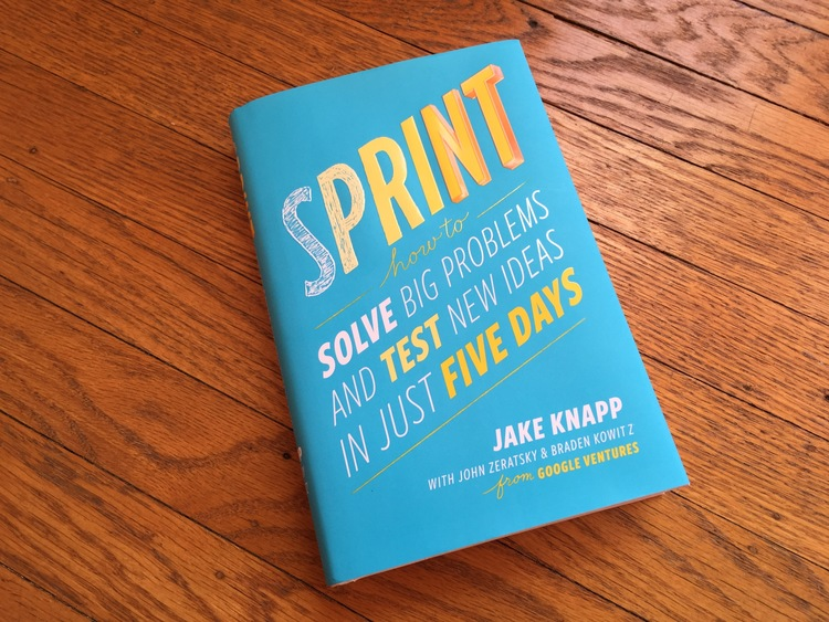 Sprint in less than 5 minutes a book by jake knapp from google sprint book jake knapp google pdf fandeluxe Gallery