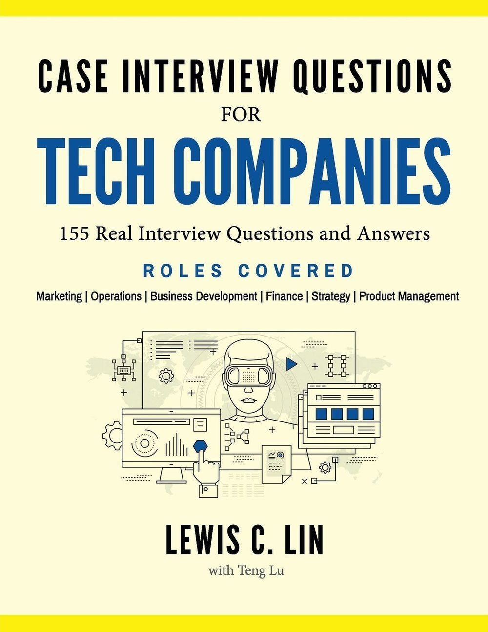 case interview questions for tech companies announcing a new frequently asked questions