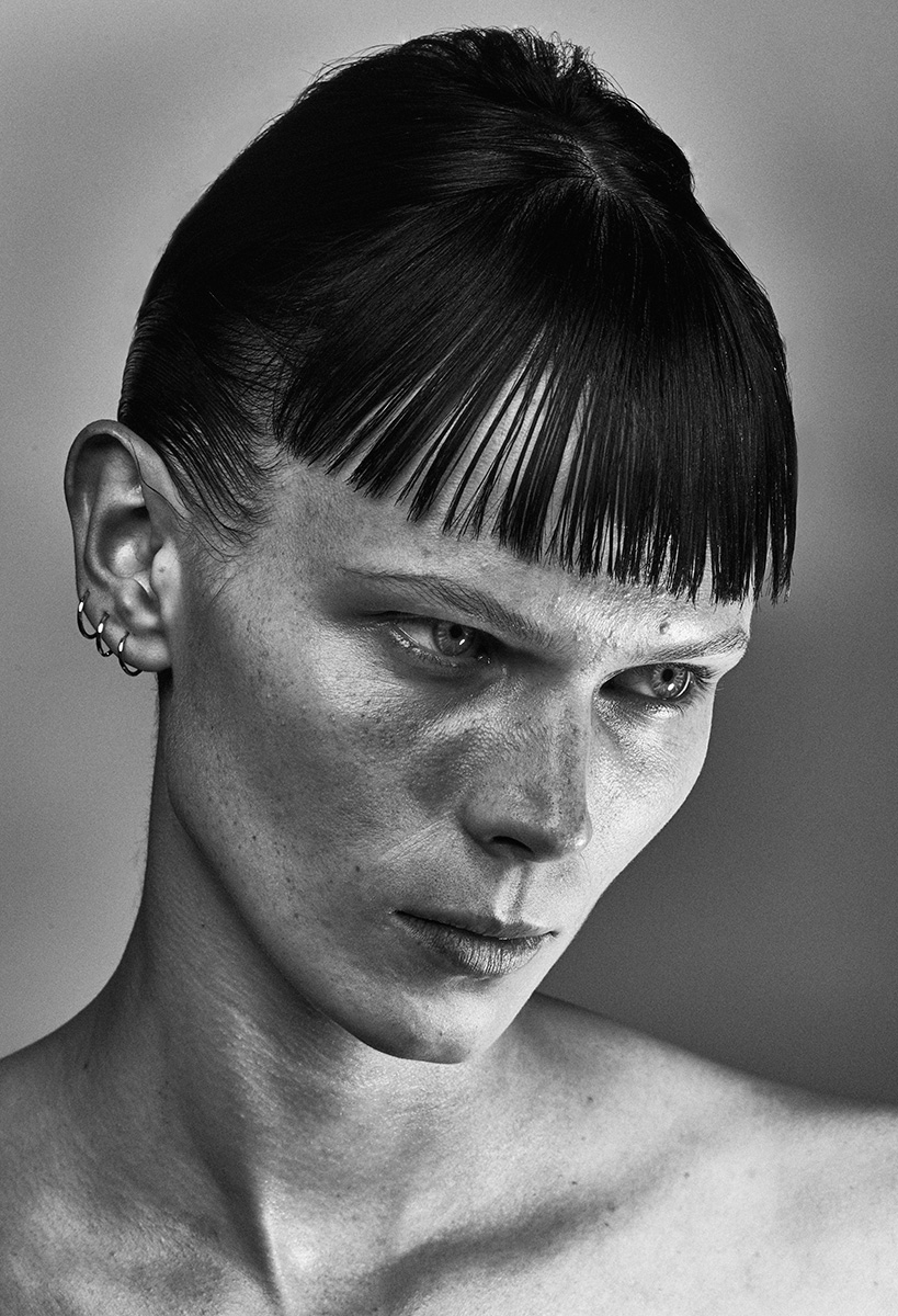 Christian Anwander Hair by Yannick d'Is