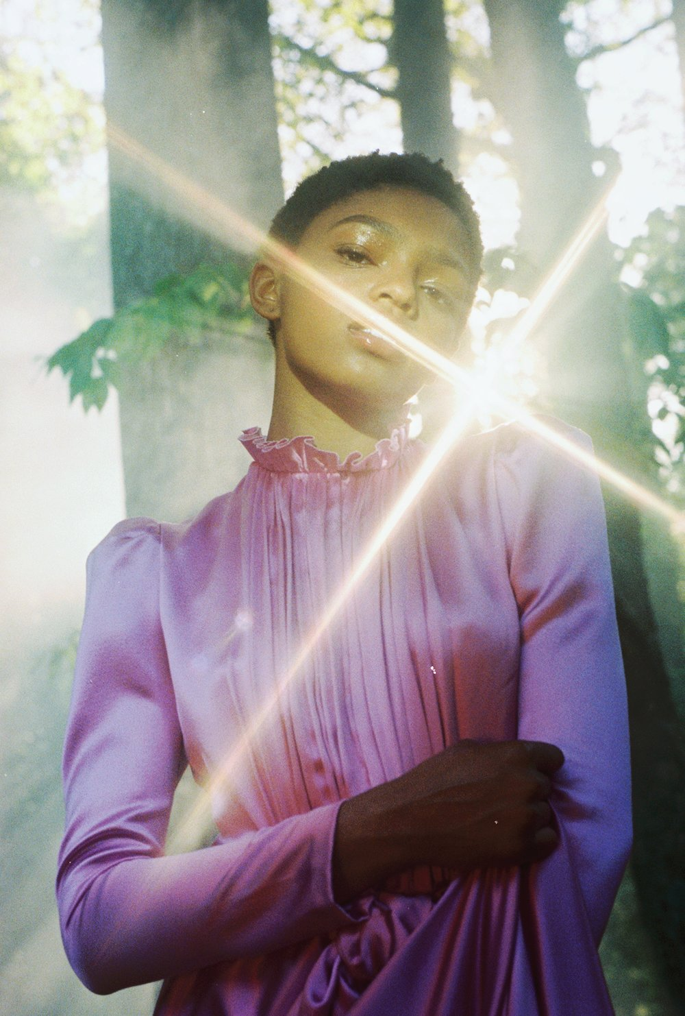 10 Magazine Photographed by Petra Collins
