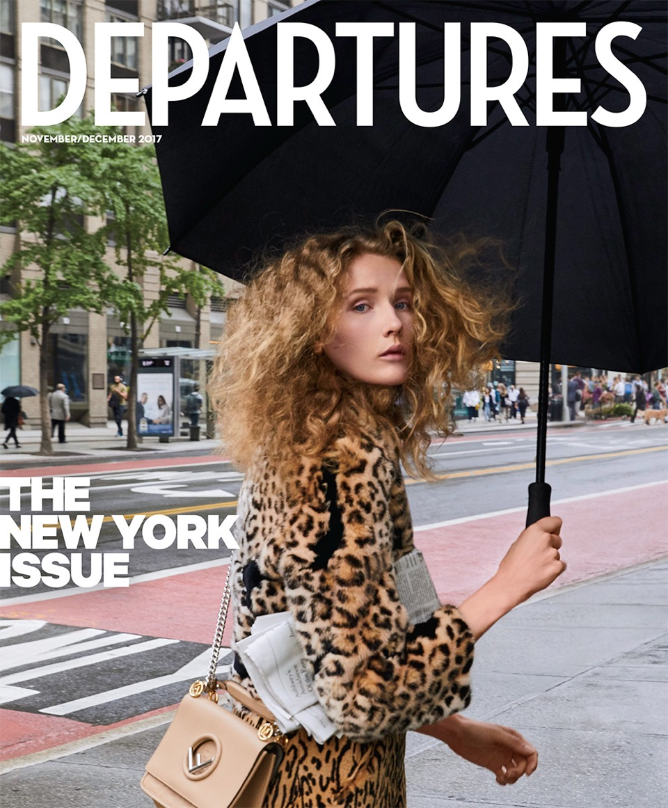 Departure Magazine photographer Gus Powell