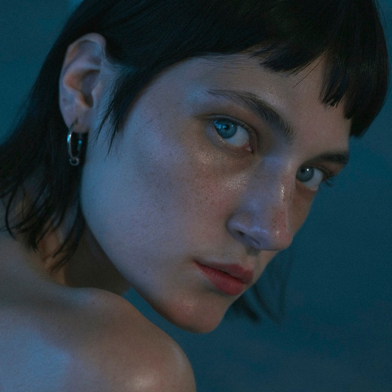 Interview Magazine photographed by Sebastian Sabal  Bruce