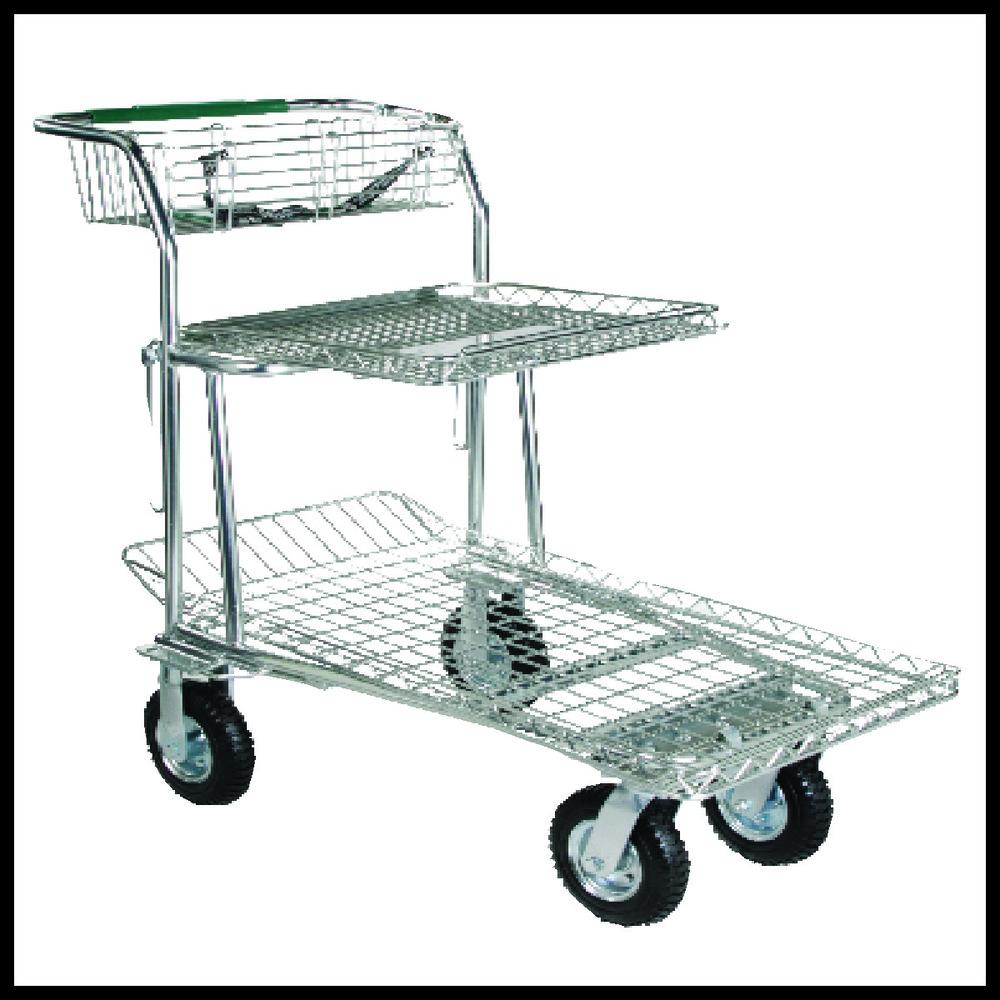 TDI Large Frame Cart with Short Upper Shelf.jpg