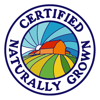 Check out our CNG profile! - Flora Bay Farm is Certified Naturally Grown