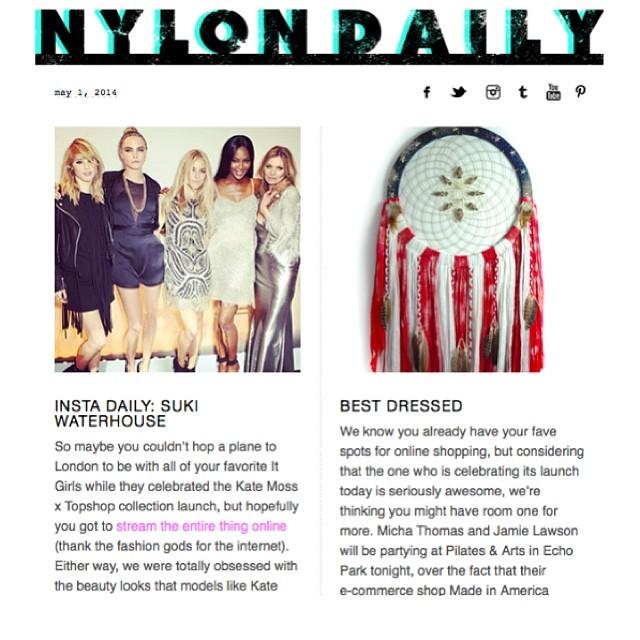 Nylon Daily