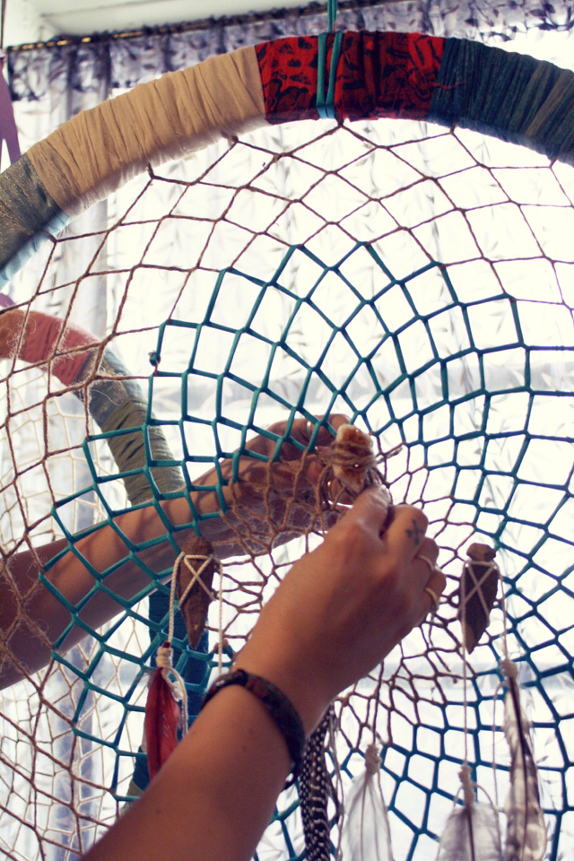 Inside the Makers Workshop: Spoke Woven