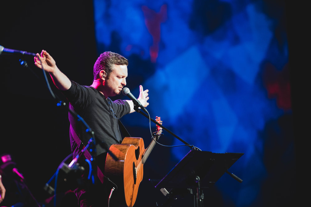 worship + performance