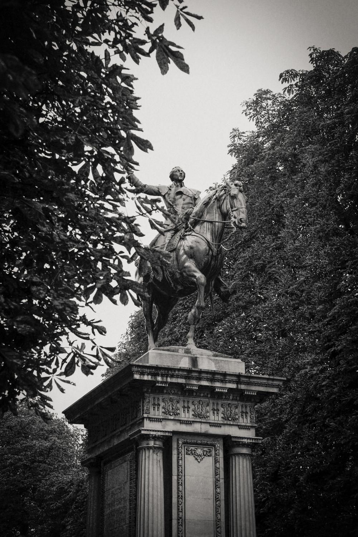 General Lafayette, Paris 2014.