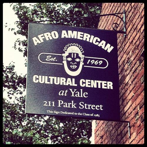 AFRO-AMERICAN CULTURAL CENTER AT YALE