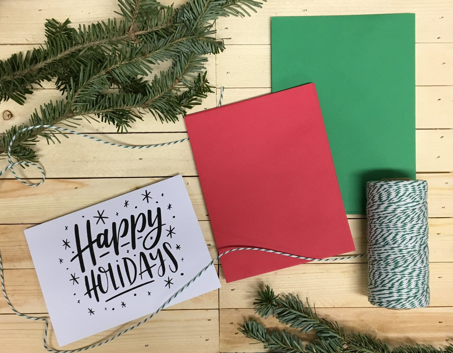 screen print your own holiday cards workshop fort orange general store