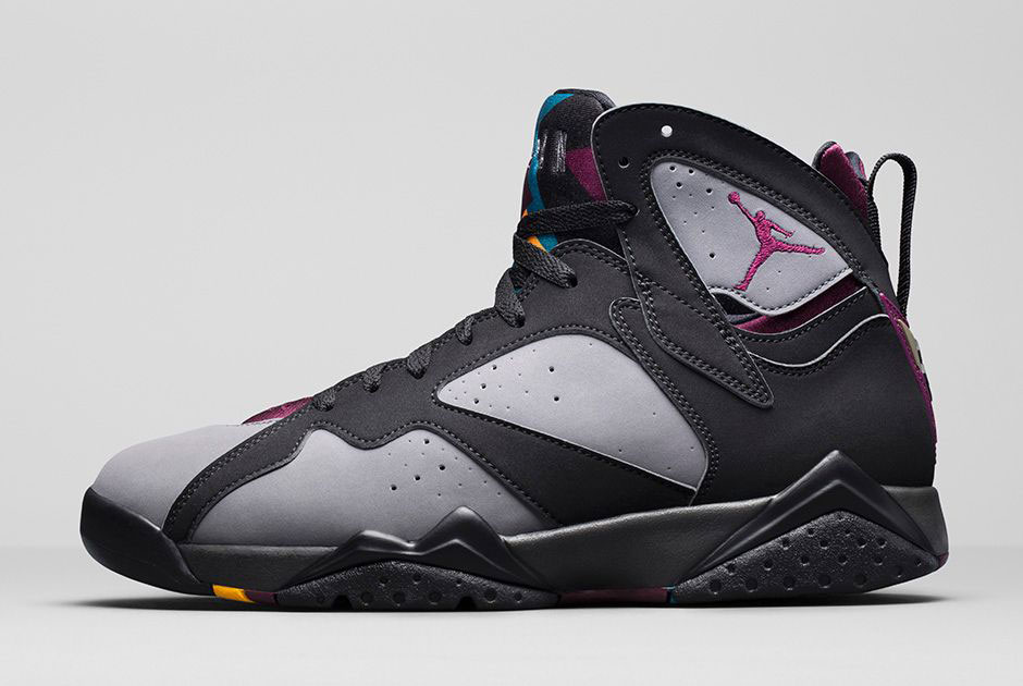 Originally released in 1992, the Air Jordan 7 was one of the most popular Jordan of its time. It gained immense popularity due to its appearance in the Olympic games. Designed by legendary shoe designer Tinker Hatfield, the Jordan Retro 7 is one shoe that will continue to fly off the shelves.
