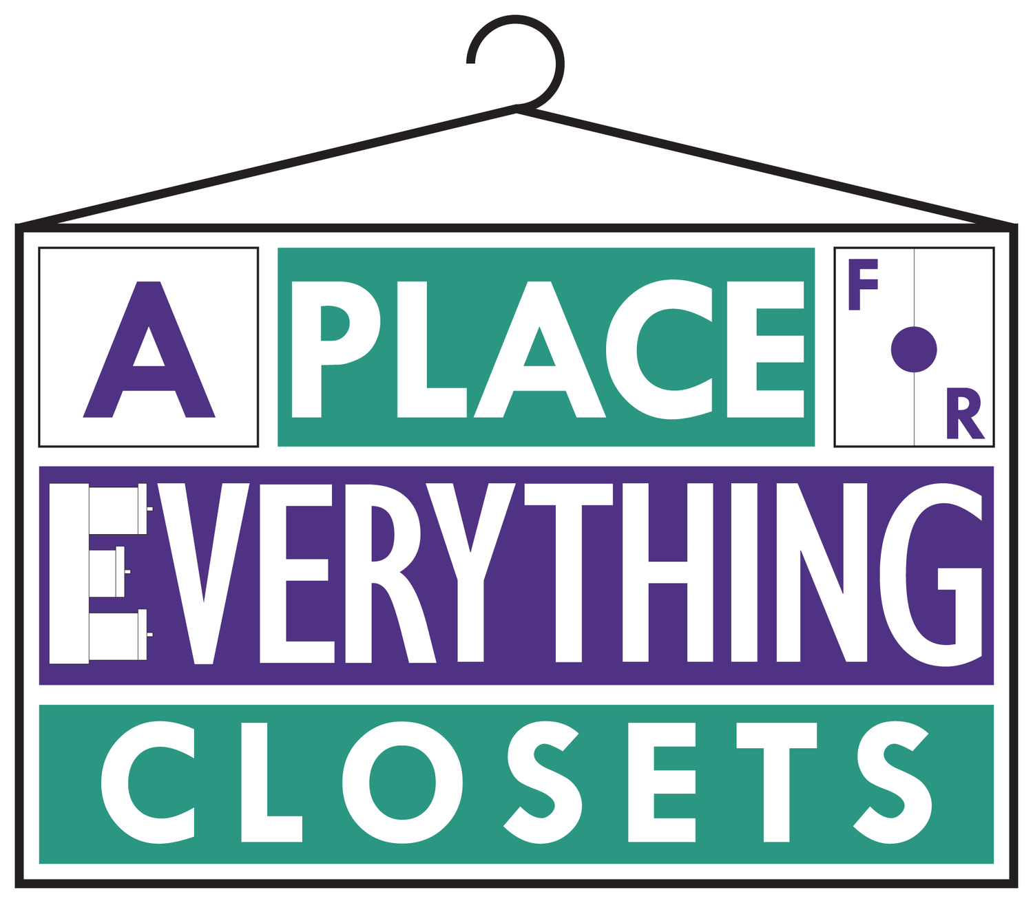 Custom Closets, Organizers & Home Storage-A Place for Everything Closets|Tri-Cities|Knoxville|TN|VA|NC