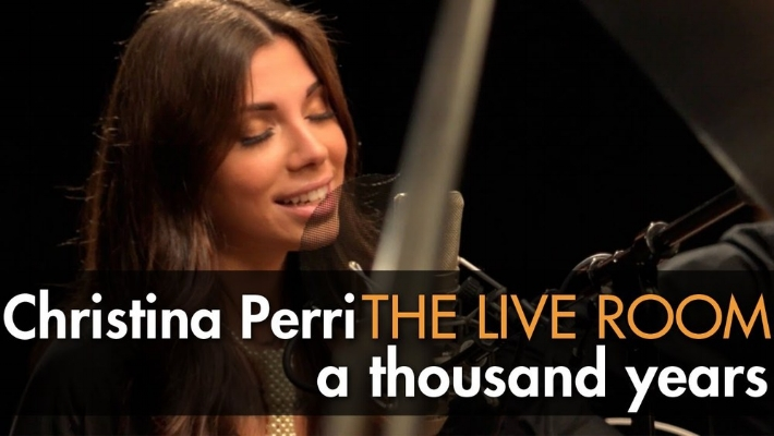 "Christina Perri - ""The Live Room"" - Mixed"