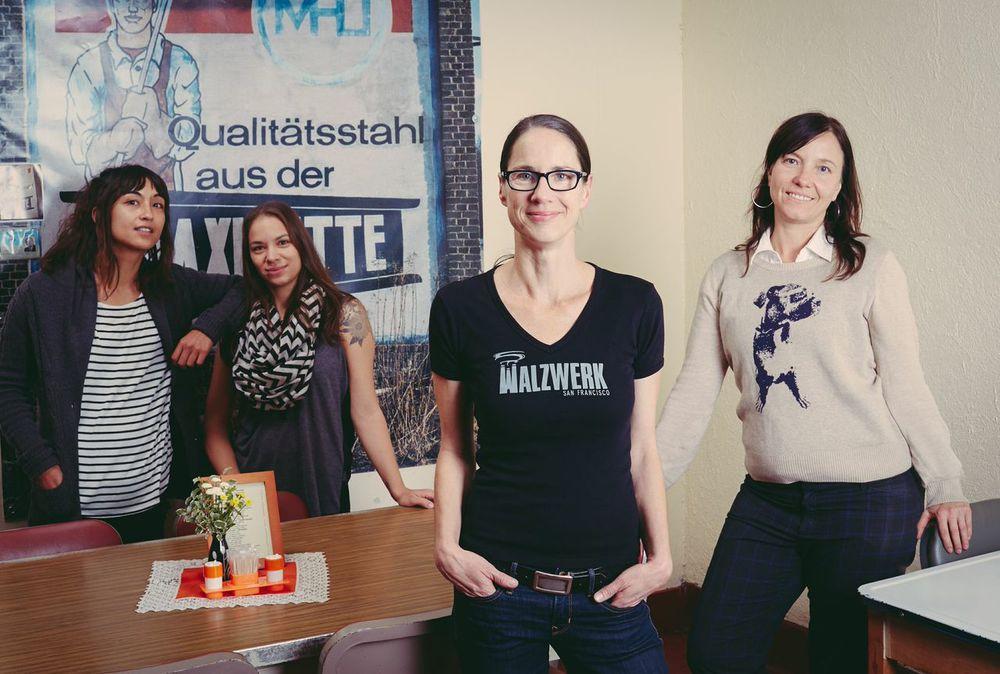 Walzwerk's Magic Kitchen Crew