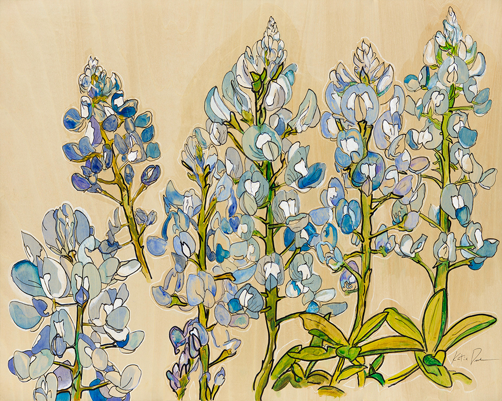 SOLD Texas Bluebonnets 4
