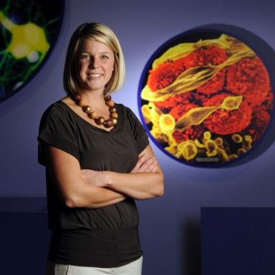 Nicole Garneau, Geneticist