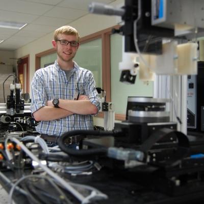 Joshua Baptist, Nanotechnologist