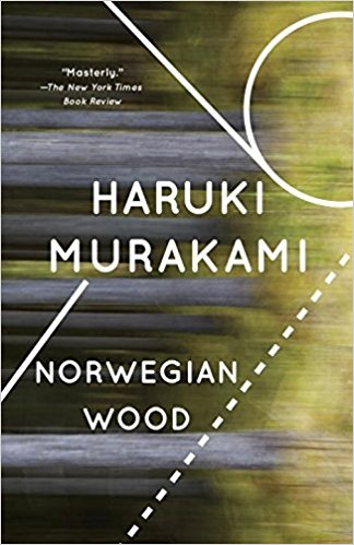 Norwegian Wood - Haruki Murakami $10
