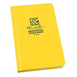Waterproof Notebook $20