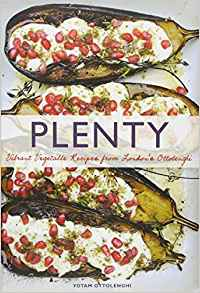 Plenty by Yolam Ottolenghi $24
