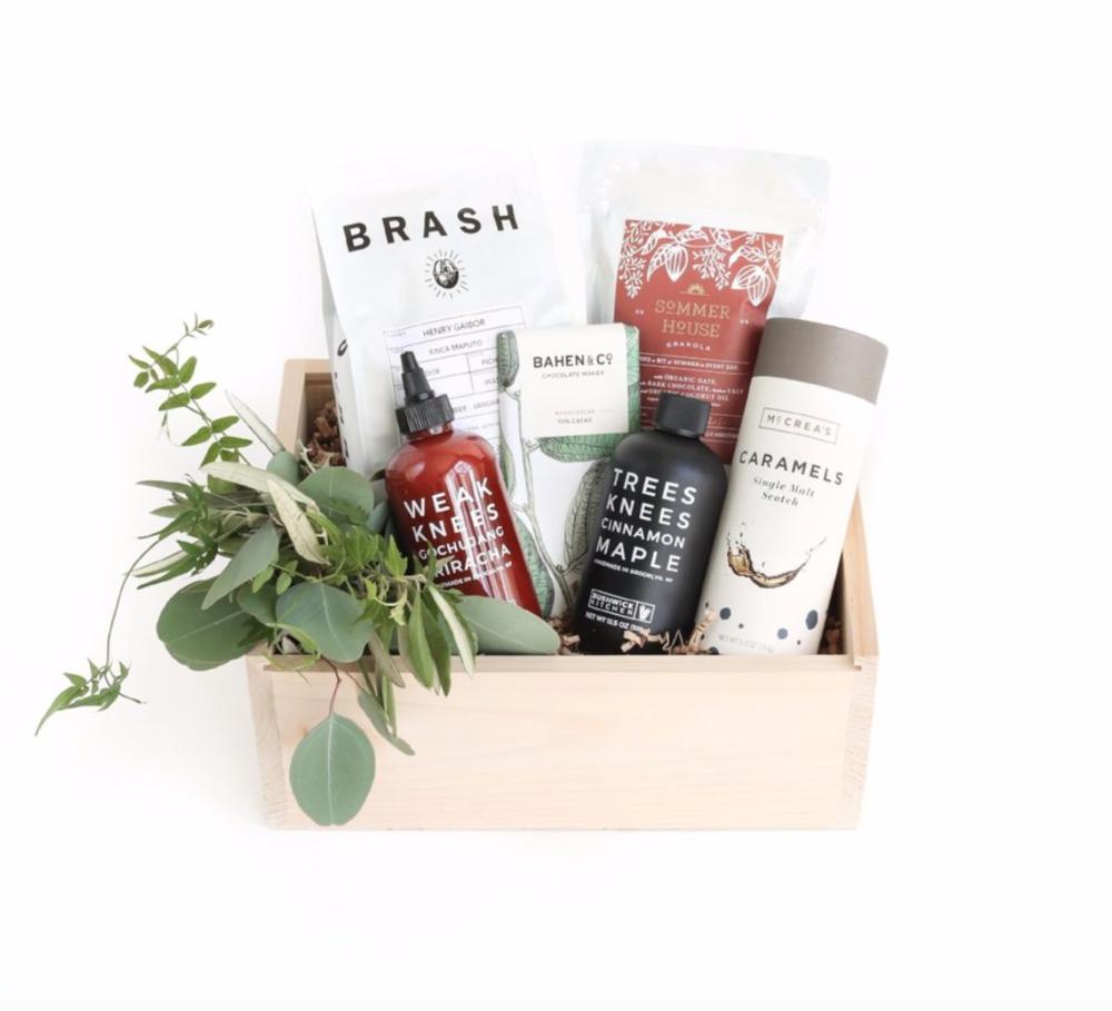 Bon Appetit Gift Box $100