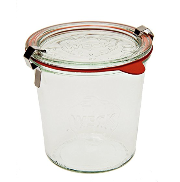 Weck Jars set of 6 $33