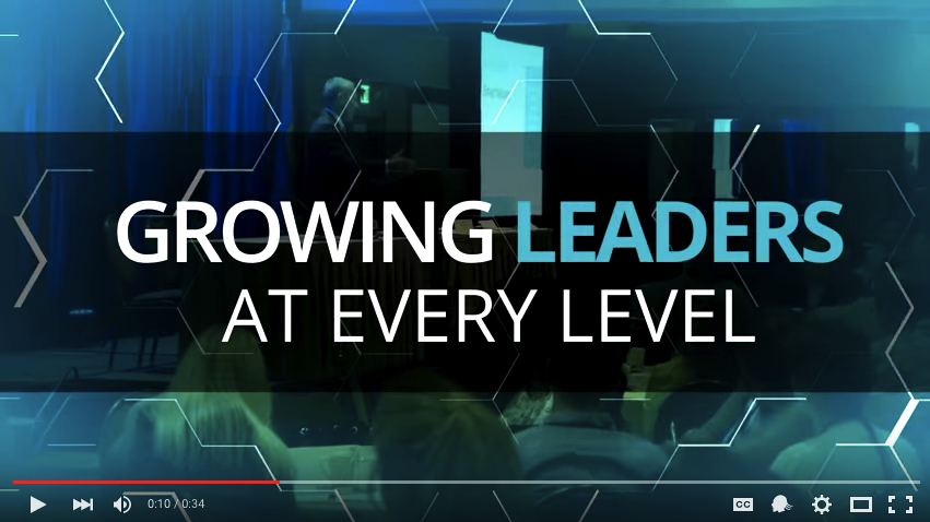 Unleash the Leader Inside of You! This inspiring keynote shows how each of us can be a leader in our organization and daily lives, whatever our title or position!