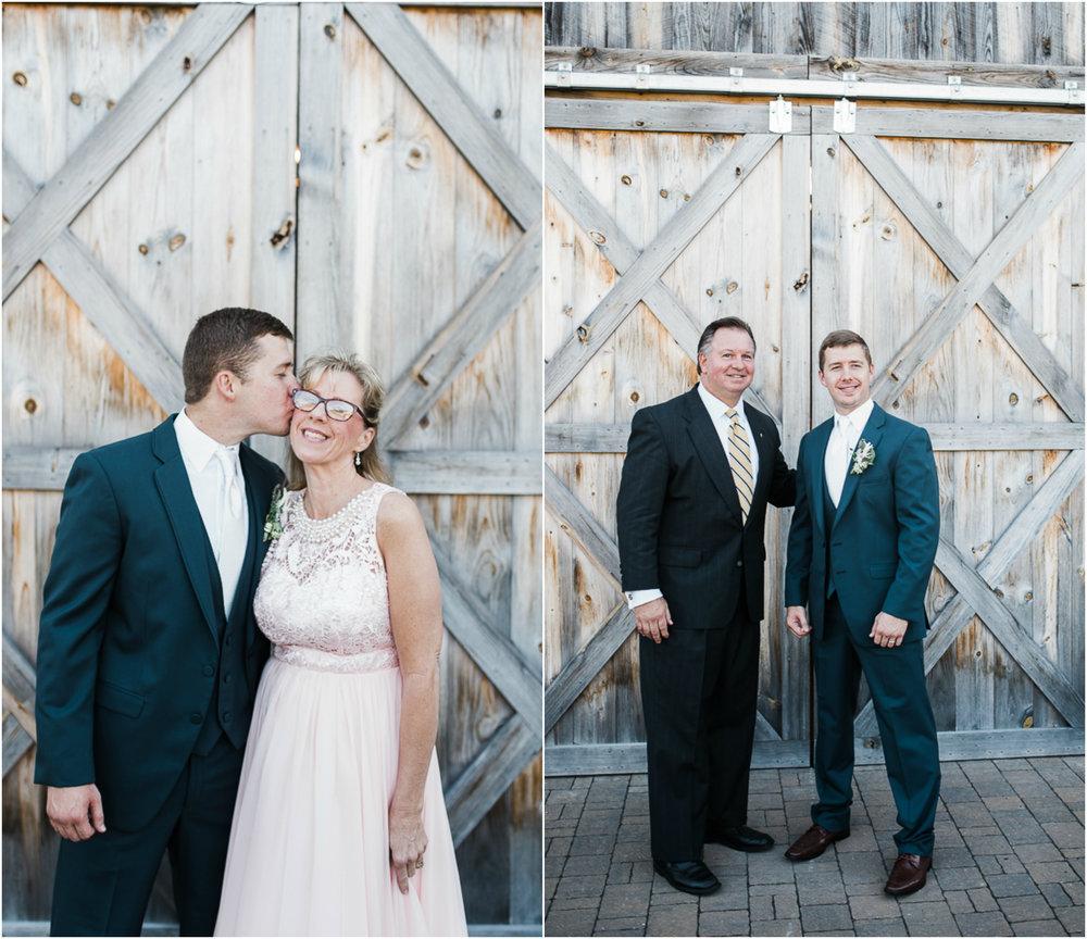 Rustic Wedding, Barn Wedding, Mother of the Bride Dress.jpg