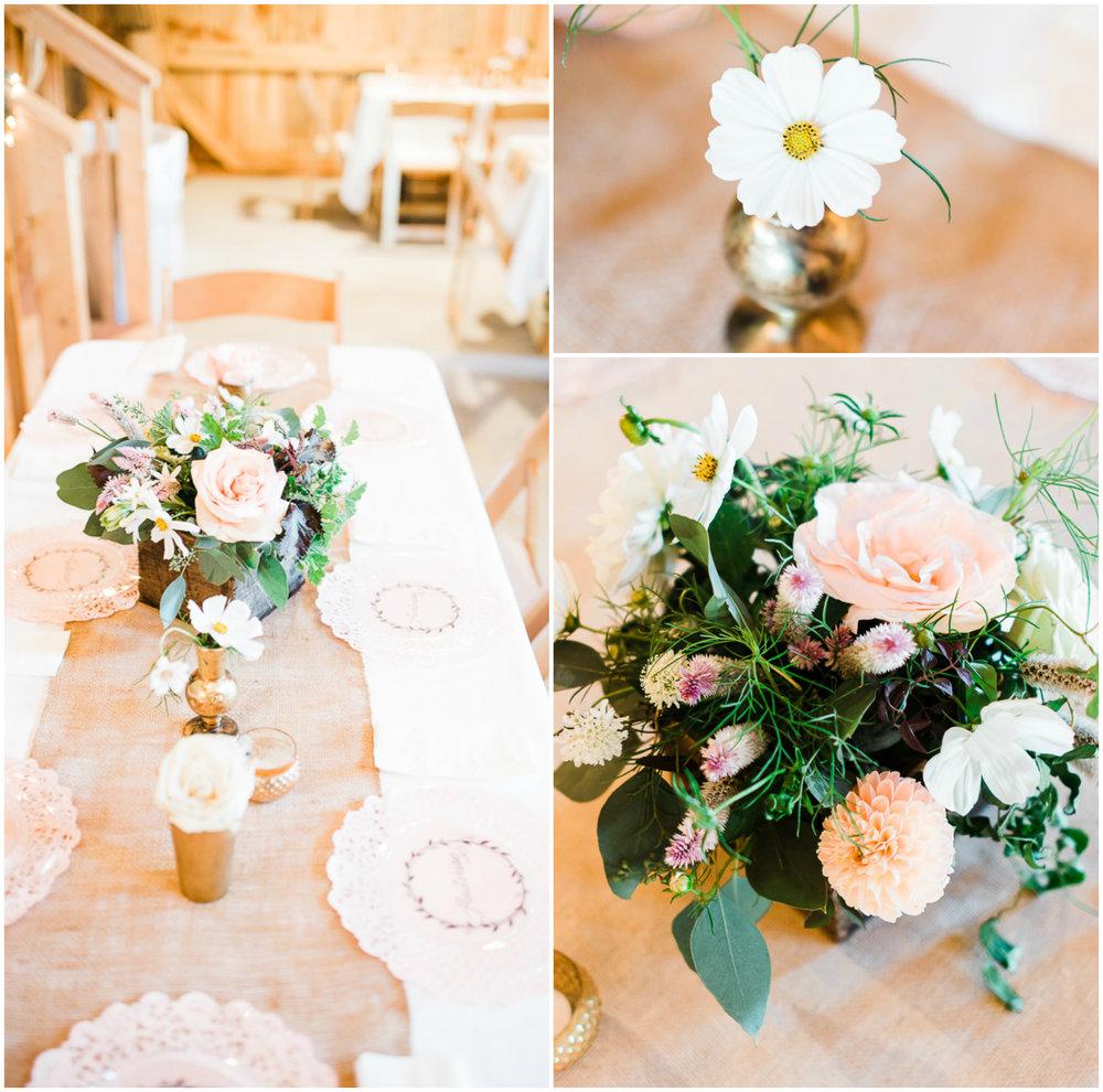 Barn Wedding, Wedding Center Pieces, Wedding Florals.jpg