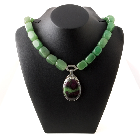 Ruby in zoisite pendant 570sq.jpg