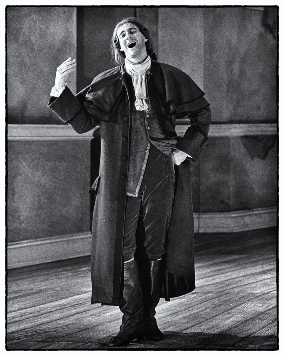 Leporello in Don Giovanni