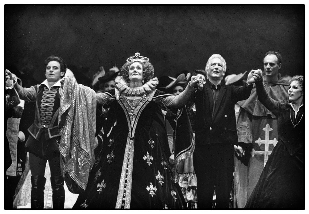 Dame Joan Sutherland's final curtain call