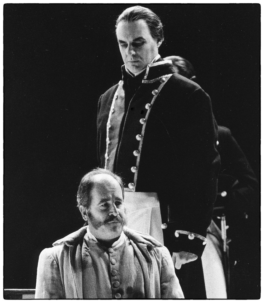 Claggart in Billy Budd