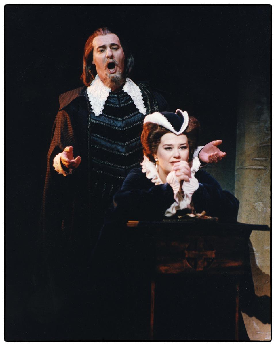 Talbot in Maria Stuarda