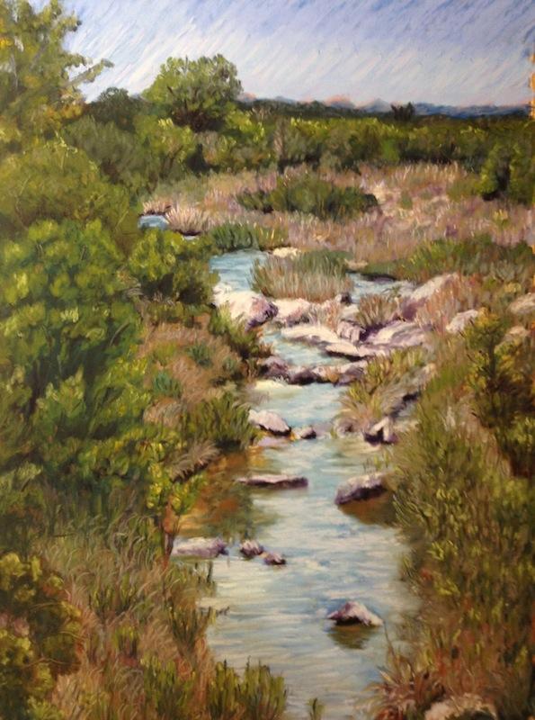 Llano River_16X20_pastel_jacquiemcmullen.jpg