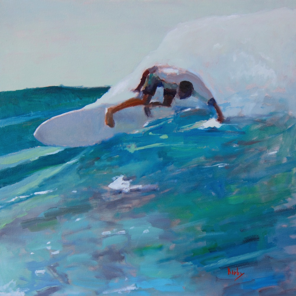 RandallCogburn_Early Monring Surf_24x24_OilonCanvas.JPG