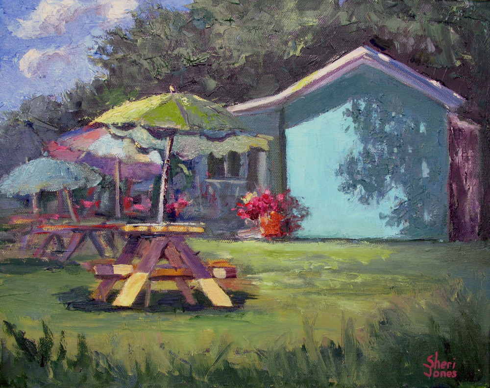 Sheri Jones_Ice Cream Shop_11x14 oil.jpg