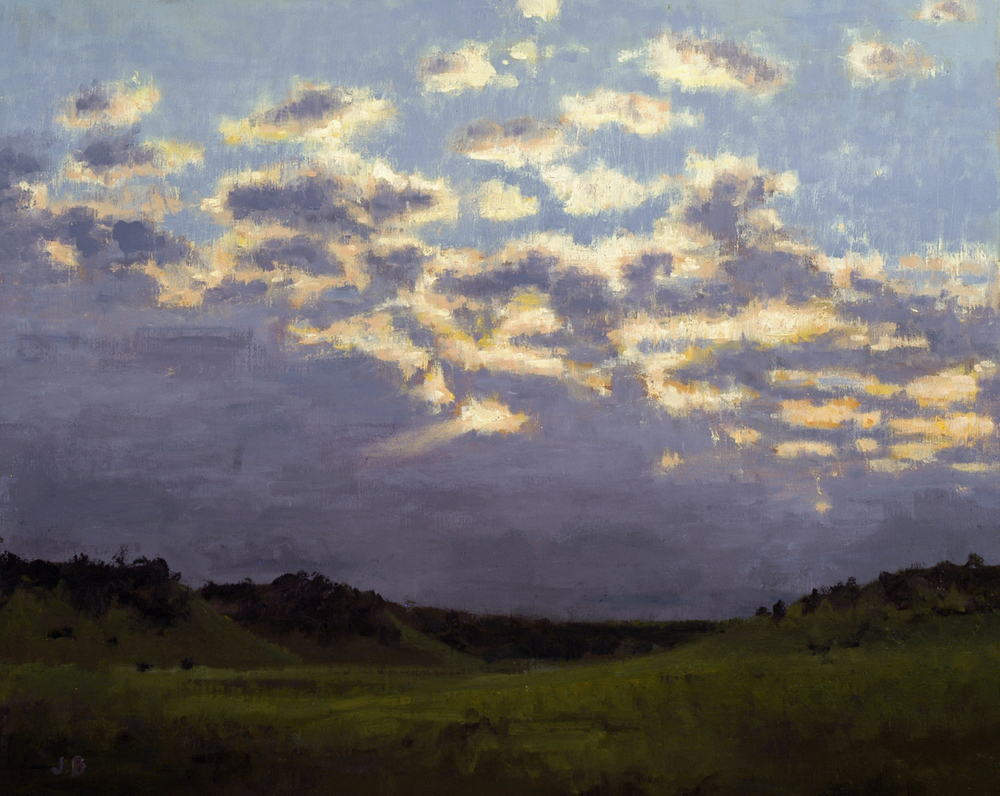JanetBroussard_Panhandle Sunset_24x30_Oil.jpg