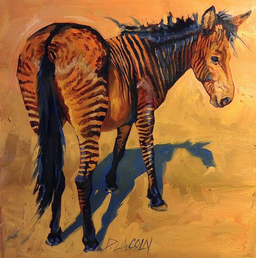 "HM ""Zorse"" by Debbie Lincoln"