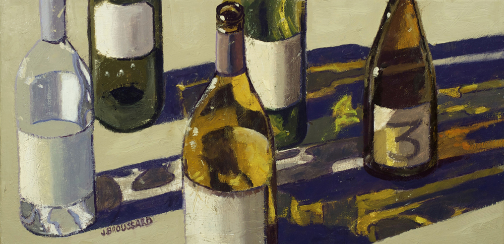 """Wine Bottles"" - Top Ten"