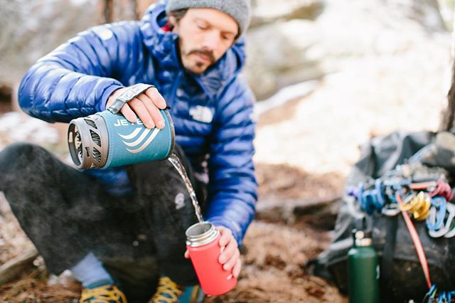 Nothing better than the mid-day coffee warm up. [Boulder, CO - February 2018 - #optoutside #getoutstayout #solarlife #explore #wanderlust #coffee #spiritofthewest #soulofthewild]