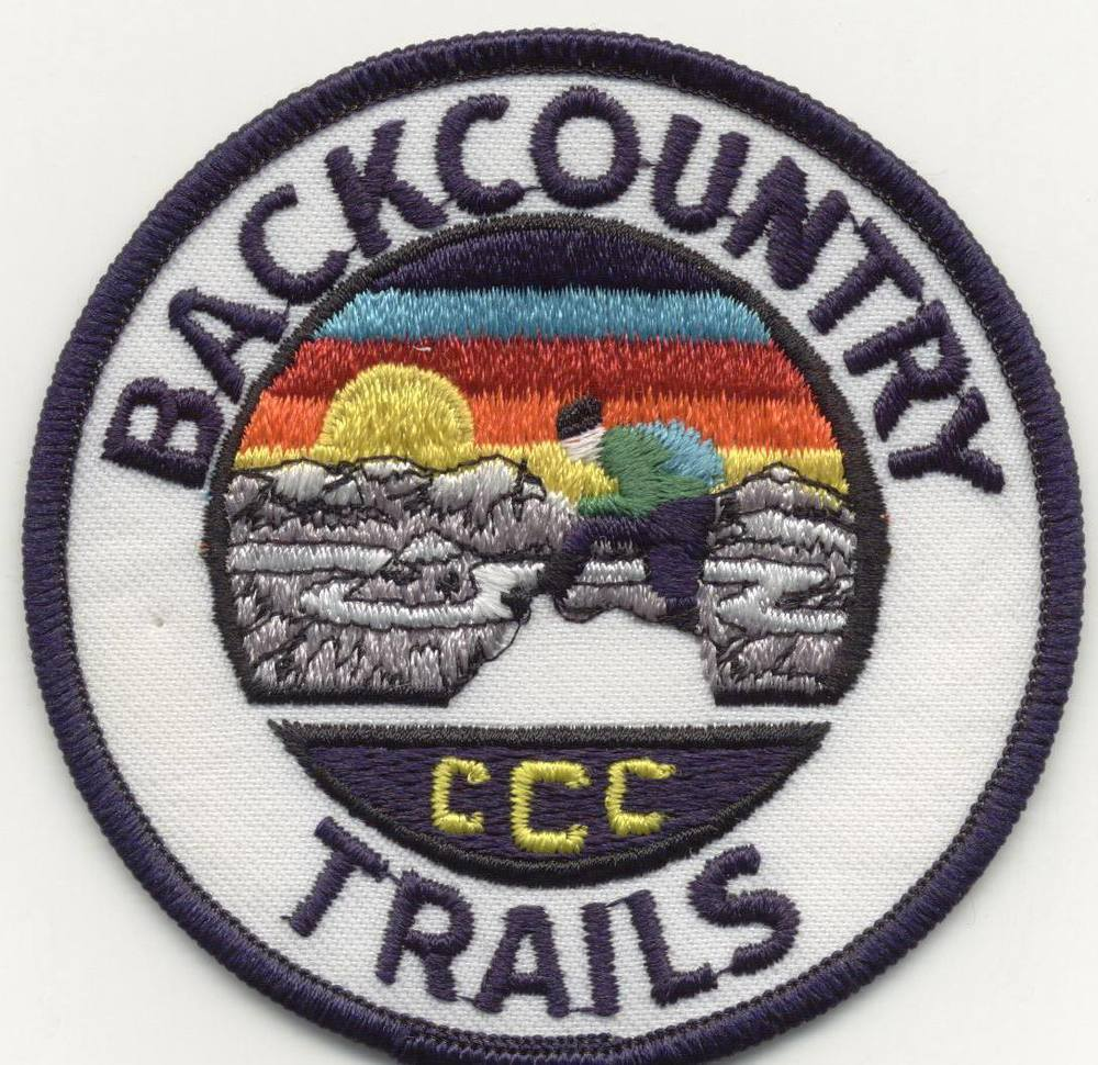 CCC Backcountry Trails Program Official Facebook Page