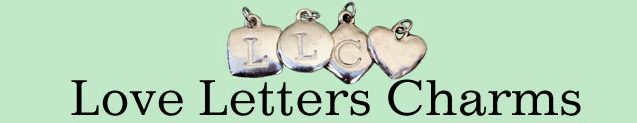 Love Letters Charms