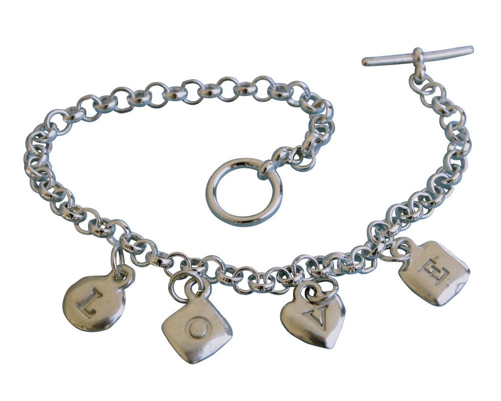 f13efe589 bracelet charms love images 7 quot charm bracelet charm love letters charms  jpg