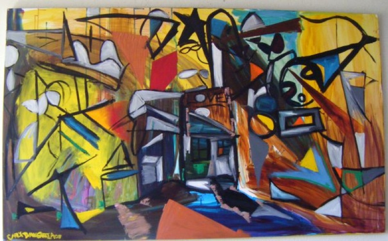 Summer Time 36 x60 Oil