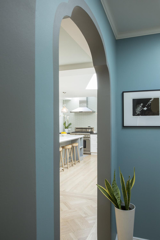 Sunset house — designpad/patrick perez architect inc.