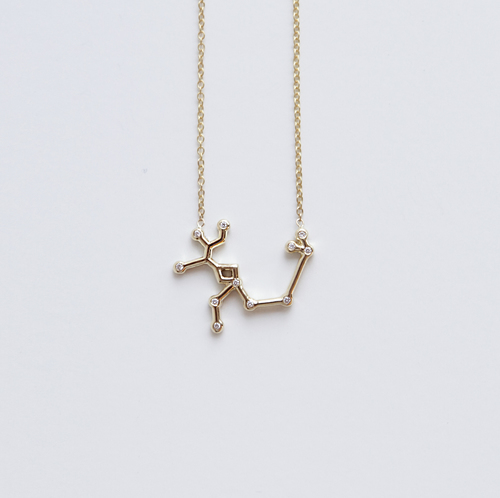 constellation listing il necklace zodiac bwxc gemini